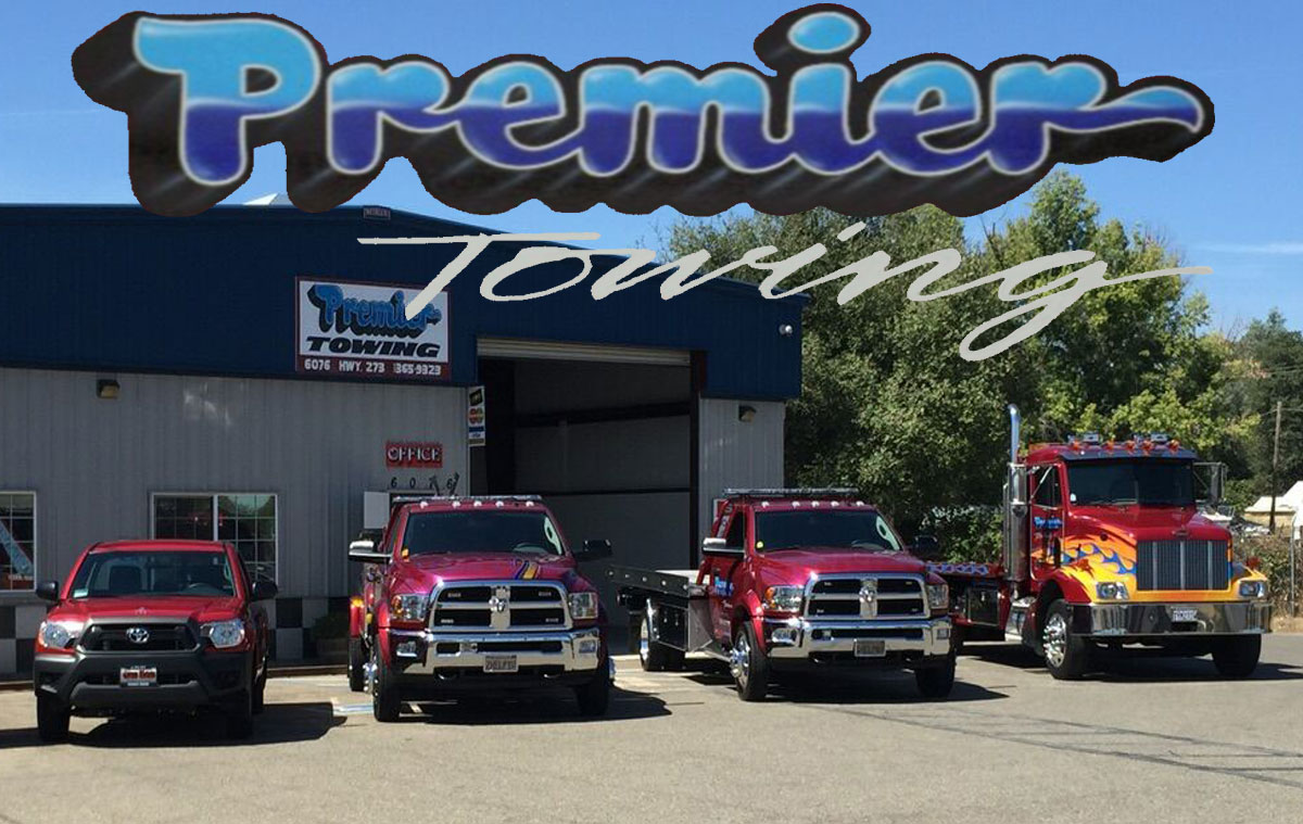 Premier Towing - 24hr Emergency Roadside Assistance